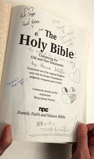 Bibledefaced