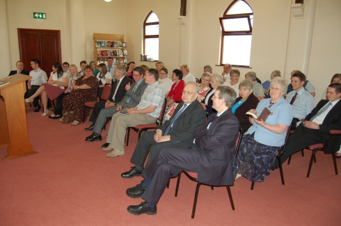 Briefing Meeting for Congregation